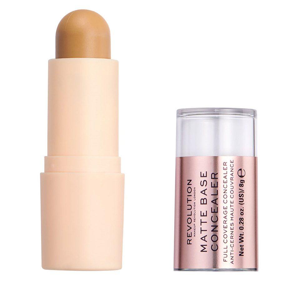 Makeup Revolution Matte Base Concealer, C10