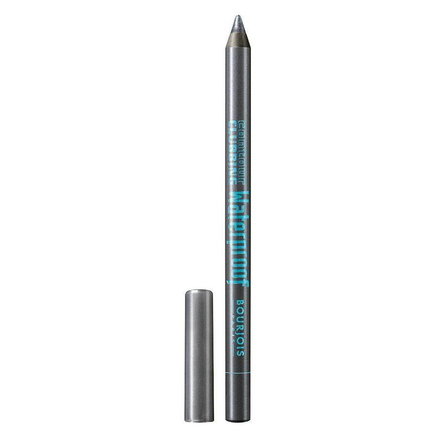 Bourjois Contour Clubbing Waterproof Pencil & Liner, 42 Gris Tecktonik (1,2 g)