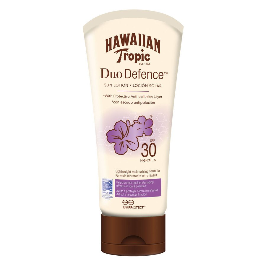 Hawaiian DuoDefence Sun Lotion SPF30 (180 ml)