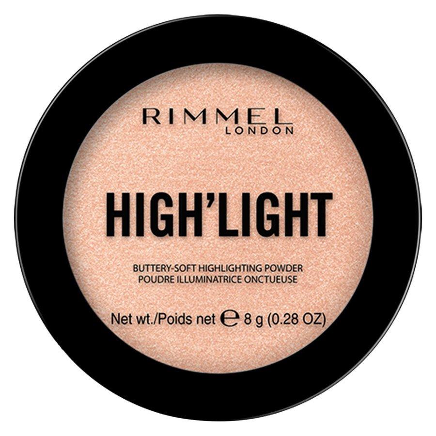 Rimmel London Highlight Powder, Candlelit #2 8g