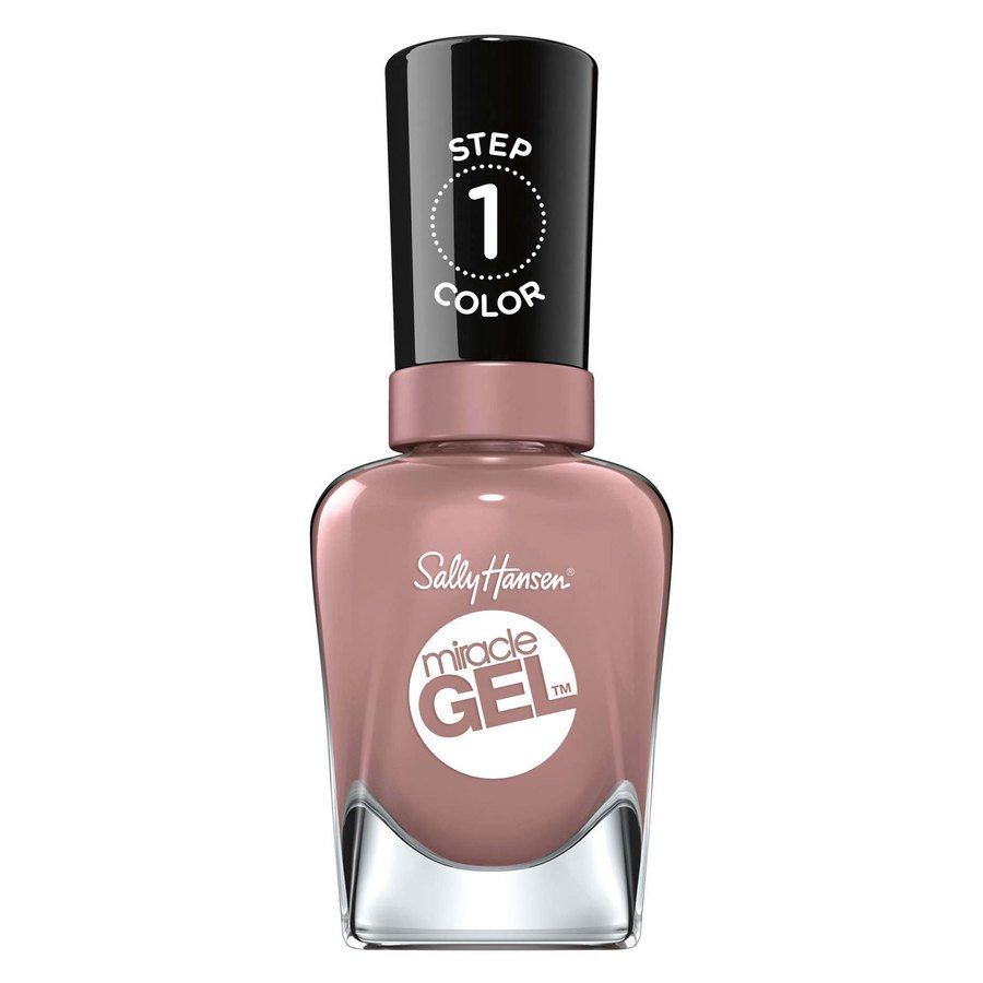 Sally Hansen Miracle Gel, #494 Love Me Lilac (14,7 ml)