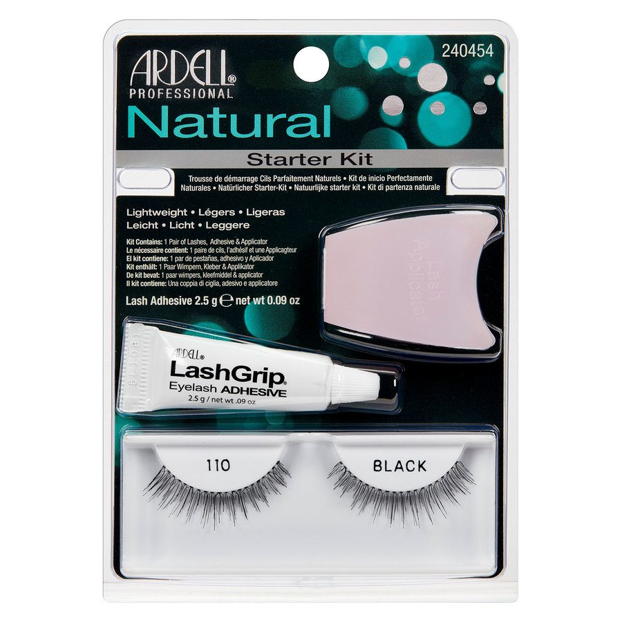 Ardell Starter Kit Natural Lash, # 110
