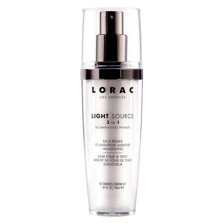 Lorac Light Source 3-In-1 Illuminating Primer Dawn, 30ml