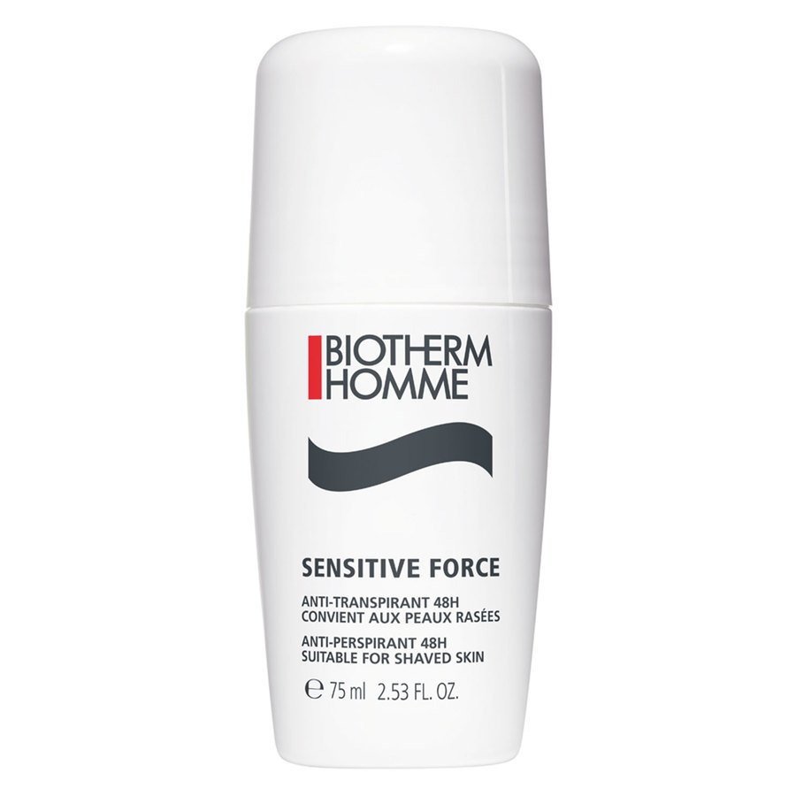 Biotherm Homme Sensitive Force Deo Roll-On 75ml