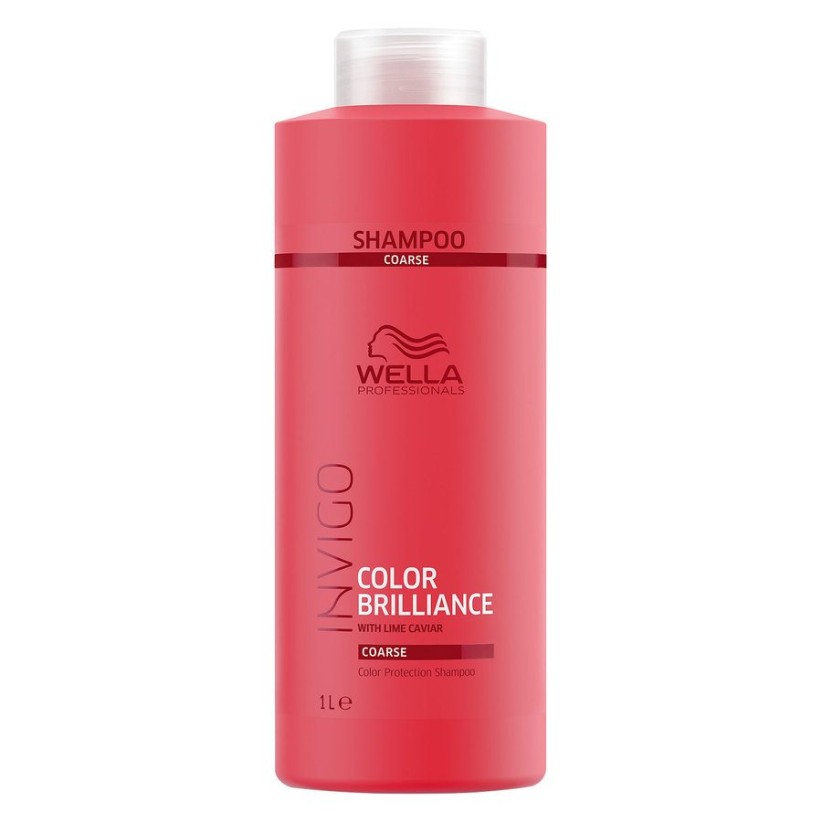 Wella Professionals Invigo Color Brilliance Shampoo Coarse (1l)