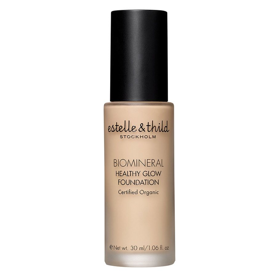 Estelle & Thild BioMineral Healthy Glow Foundation, #111 (30 ml)