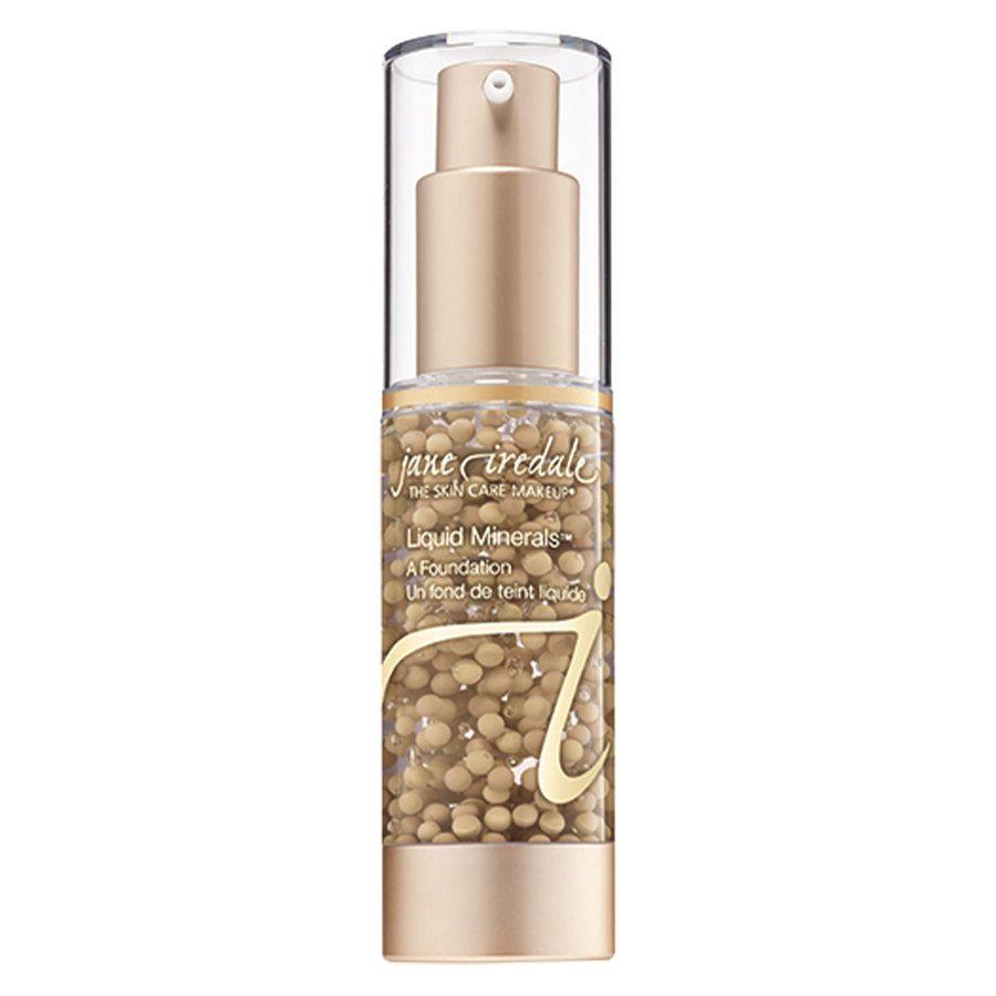 Jane Iredale Liquid Minerals Foundation, Caramel (30 ml)