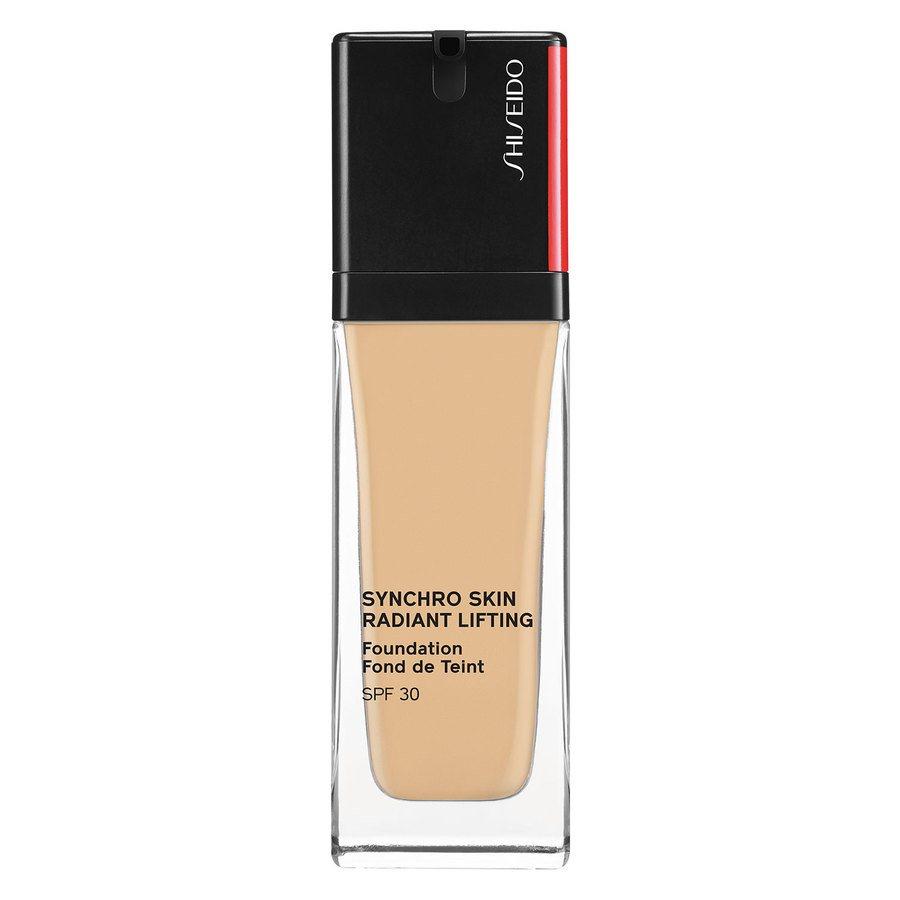 Shiseido Synchro Haut Radiant Lifting Foundation SPF30 250 Sand 30 ml