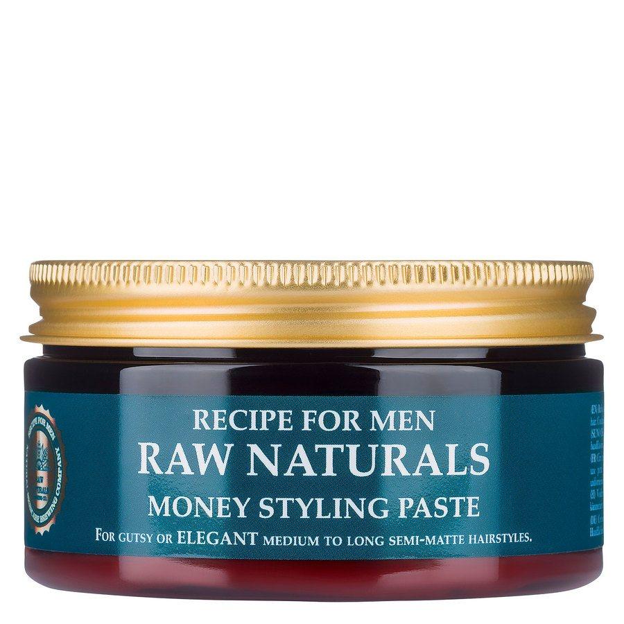 Raw Naturals Money Styling Paste (100ml)