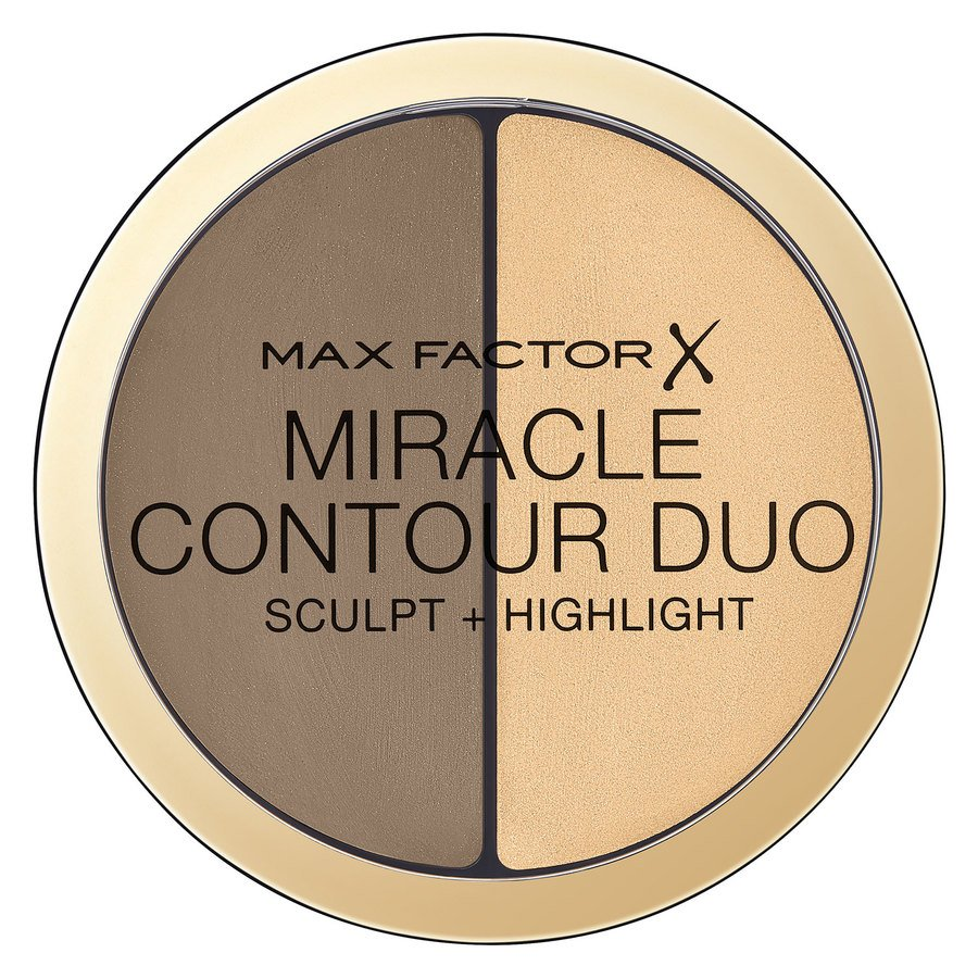 Max Factor Miracle Contour Duo Light/Medium (8 g)