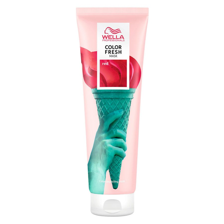Wella Professionals Color Fresh Mask, Red (150 ml)
