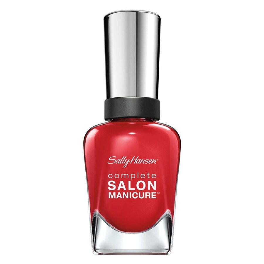 Sally Hansen Complete Salon Manicure 3.0, #570 Right Said Red (14,7ml)