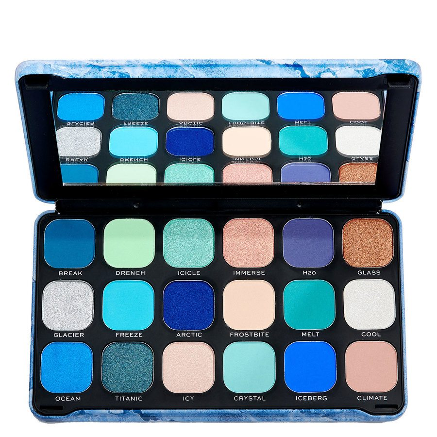 Makeup Revolution Forever Flawless, Ice Palette