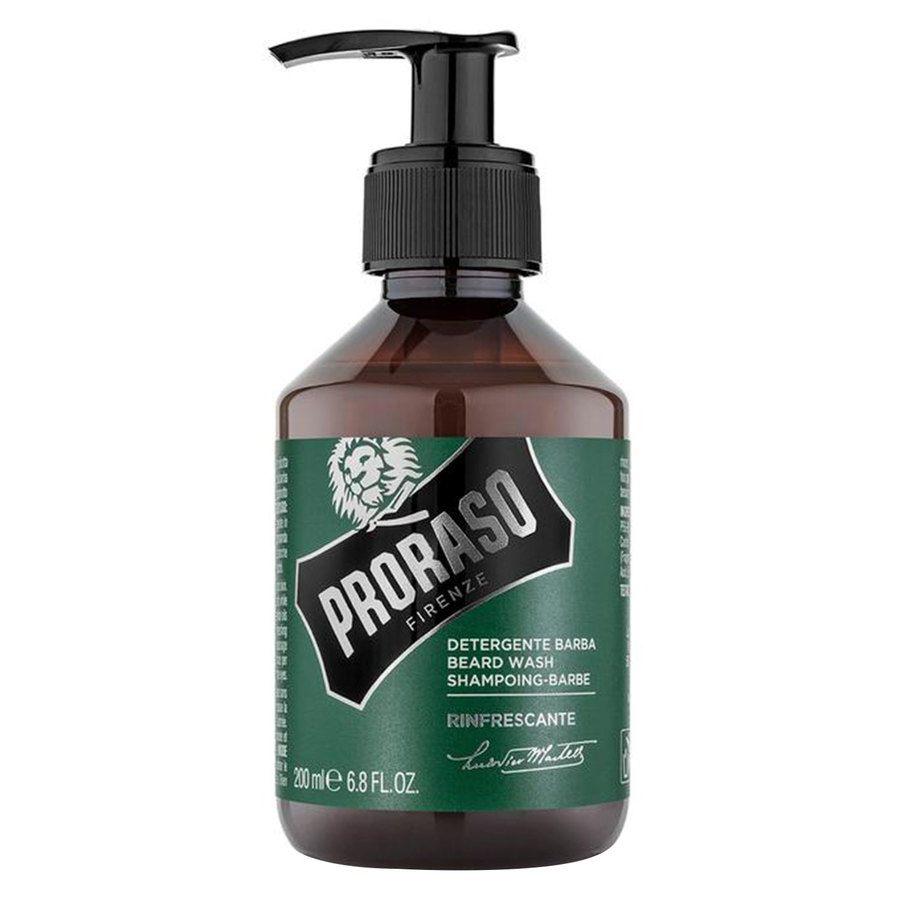 Proraso Beard Wash Refreshing (200 ml)