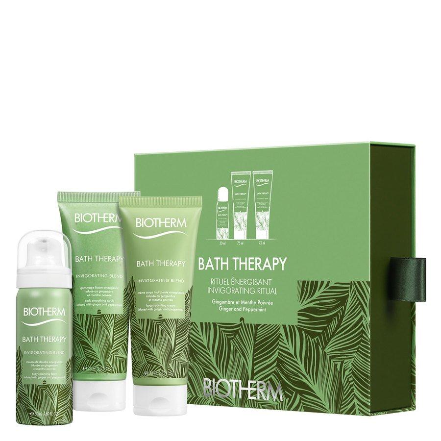 Biotherm Geschenkset  Bath Therapy Invigorating Blend Starter Set
