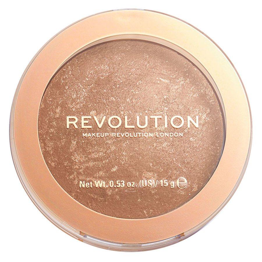 Makeup Revolution Bronzer Reloaded, Long Weekend (15g)