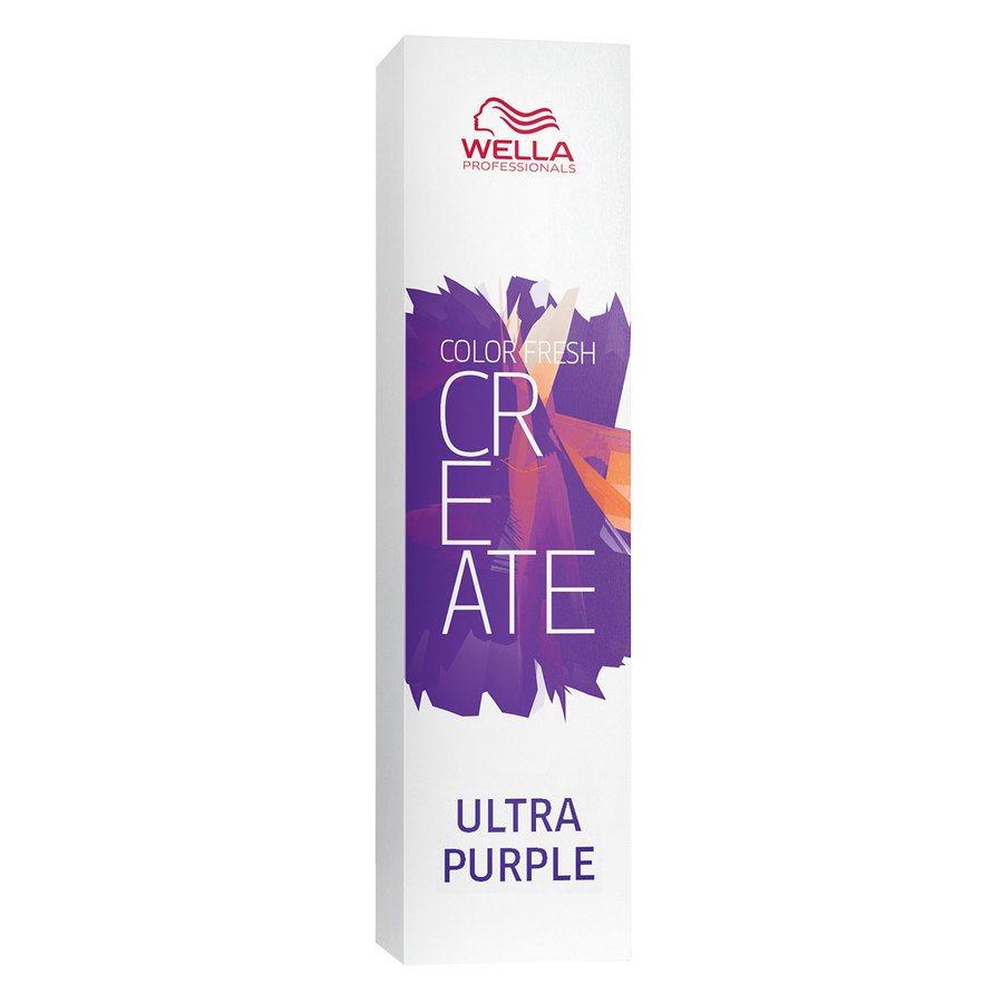 Wella Professionals Color Fresh Create (60ml), Ultra Purple