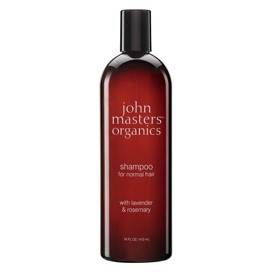 John Masters Organics Lavender Rosemary Shampoo For Normal Hair (473 ml)