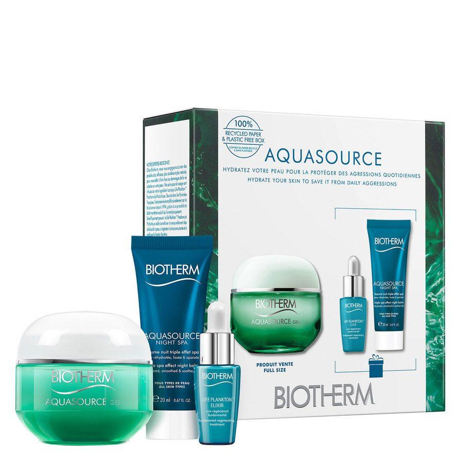 Biotherm Aquasource Gel Women Set