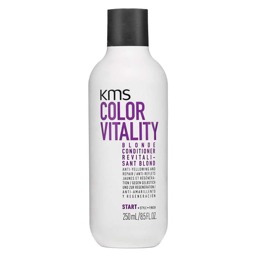KMS Color Vitality Blonde Conditioner (250 ml)