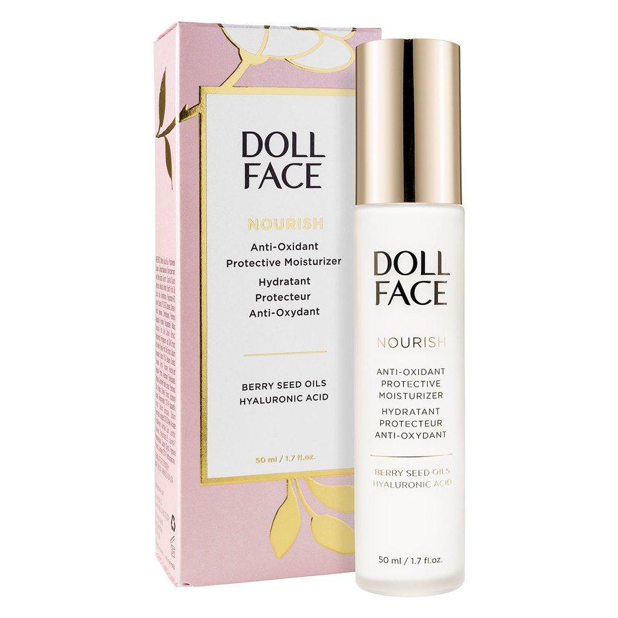 Doll Face Nourish Anti-Oxidant Protective Moisturizer (50ml)