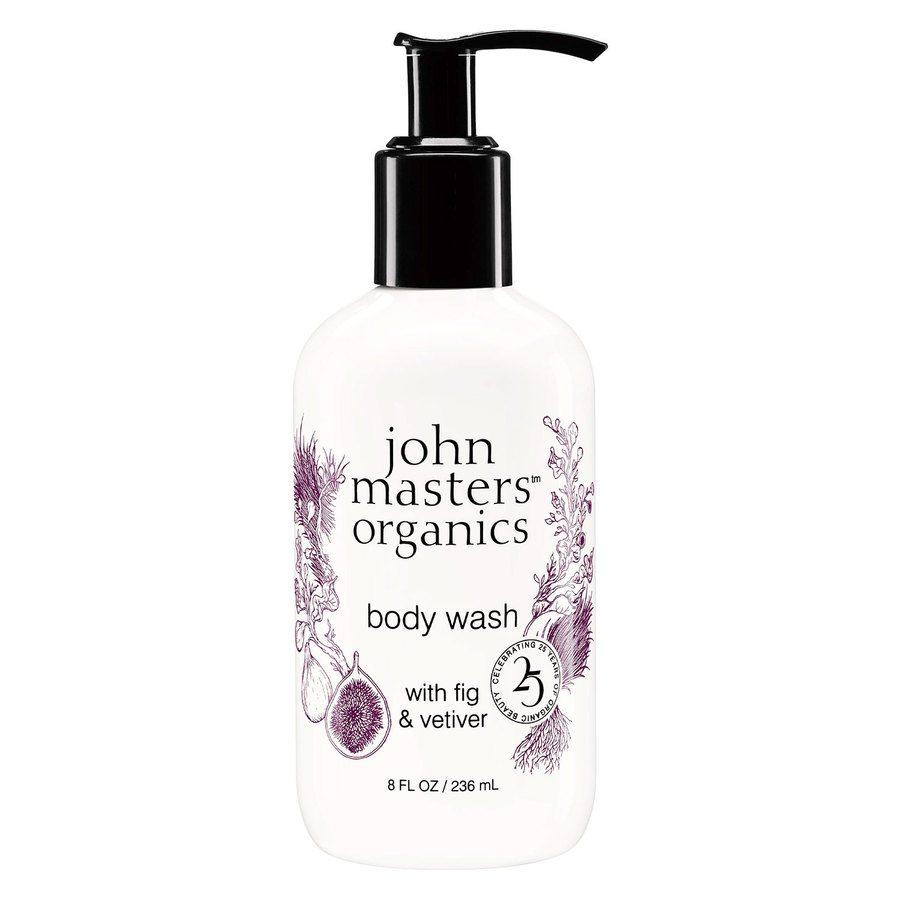 John Masters Organics Fig & Vetiver Body Wash (236 ml)