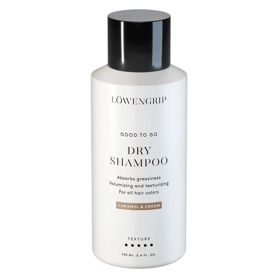 Löwengrip Good To Go Dry Shampoo Caramel & Cream (100 ml)