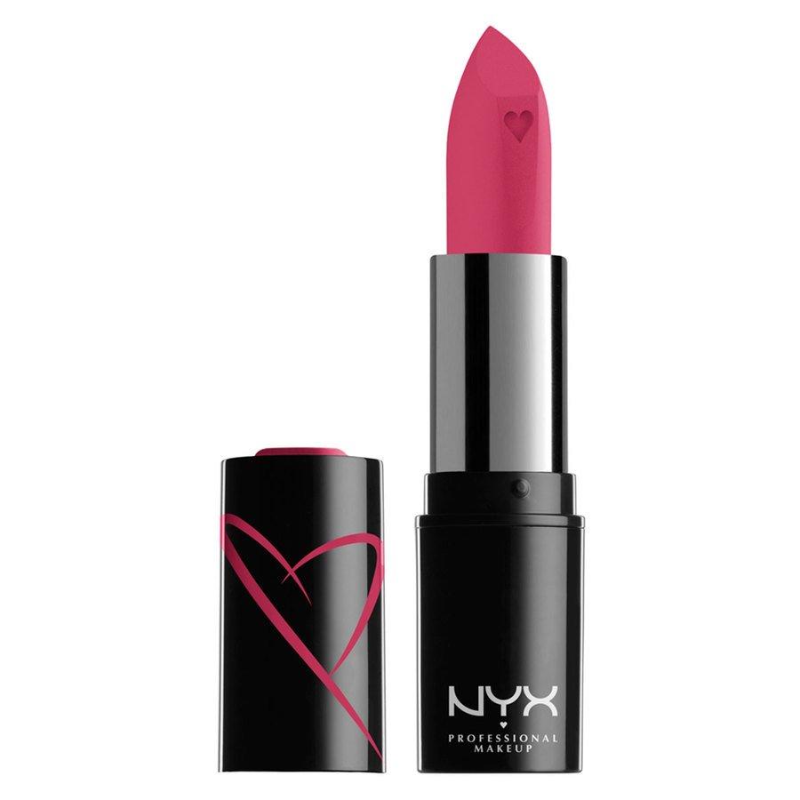 NYX Professional Makeup Shout Loud Lipstick, 21pcs (3,5 g)