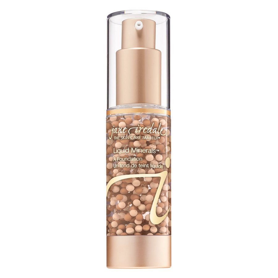 Jane Iredale Liquid Mineral Foundation, Natural (30 ml)