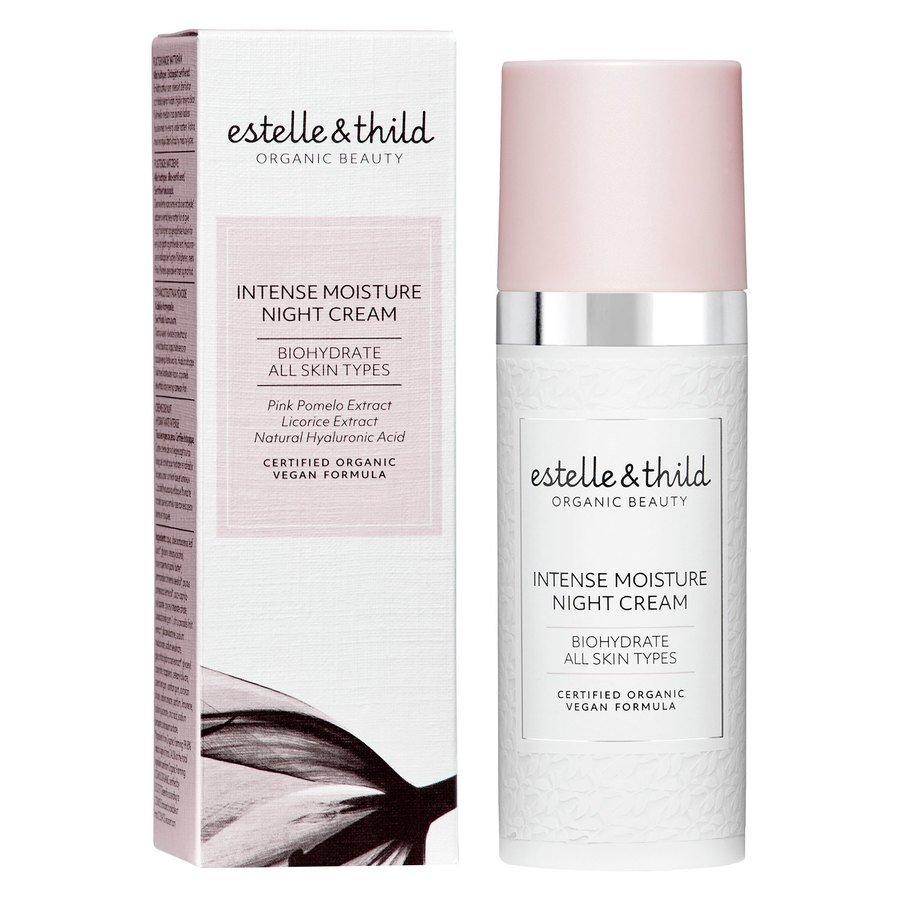 Estelle & Thild BioHydrate Intense Moisture Night Cream (50 ml)