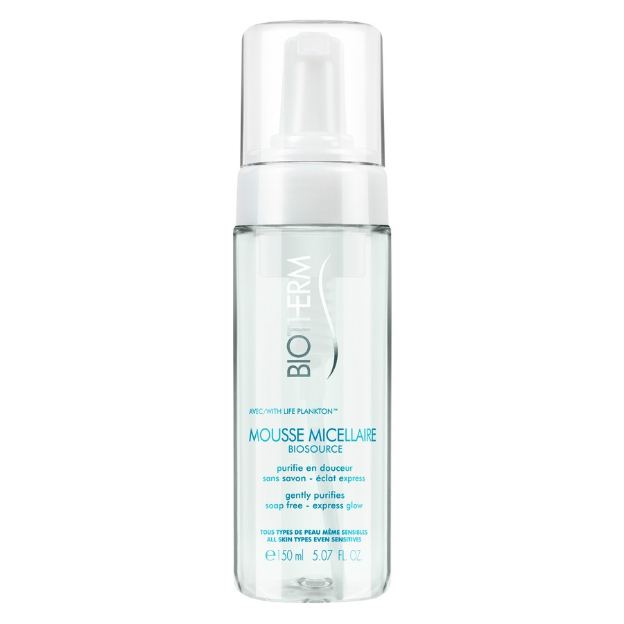 Biotherm Mousse Micellaire Cleanser Gently Purifies (150 ml)