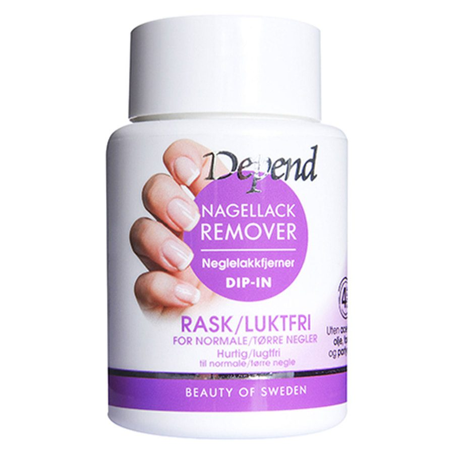 Depend Nail Polish Remover Dip-In (75 ml)