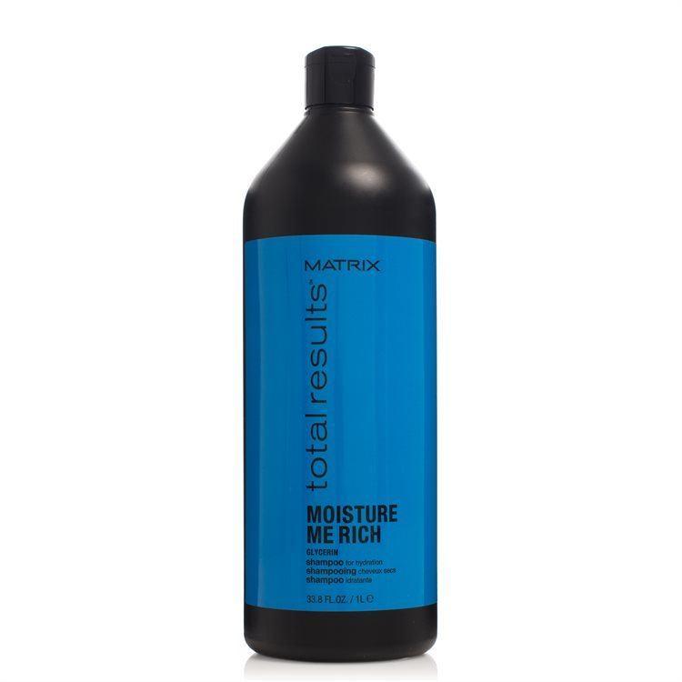Matrix Total Results Moisture Me Rich Shampoo (1000 ml)
