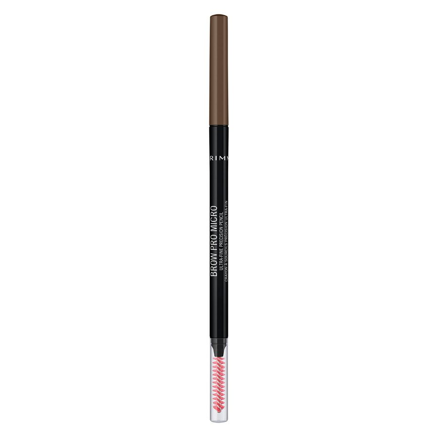 Rimmel London Brow Pro Micro Ultra-Fine Precision Pencil, #002 Brown (0,9 g)