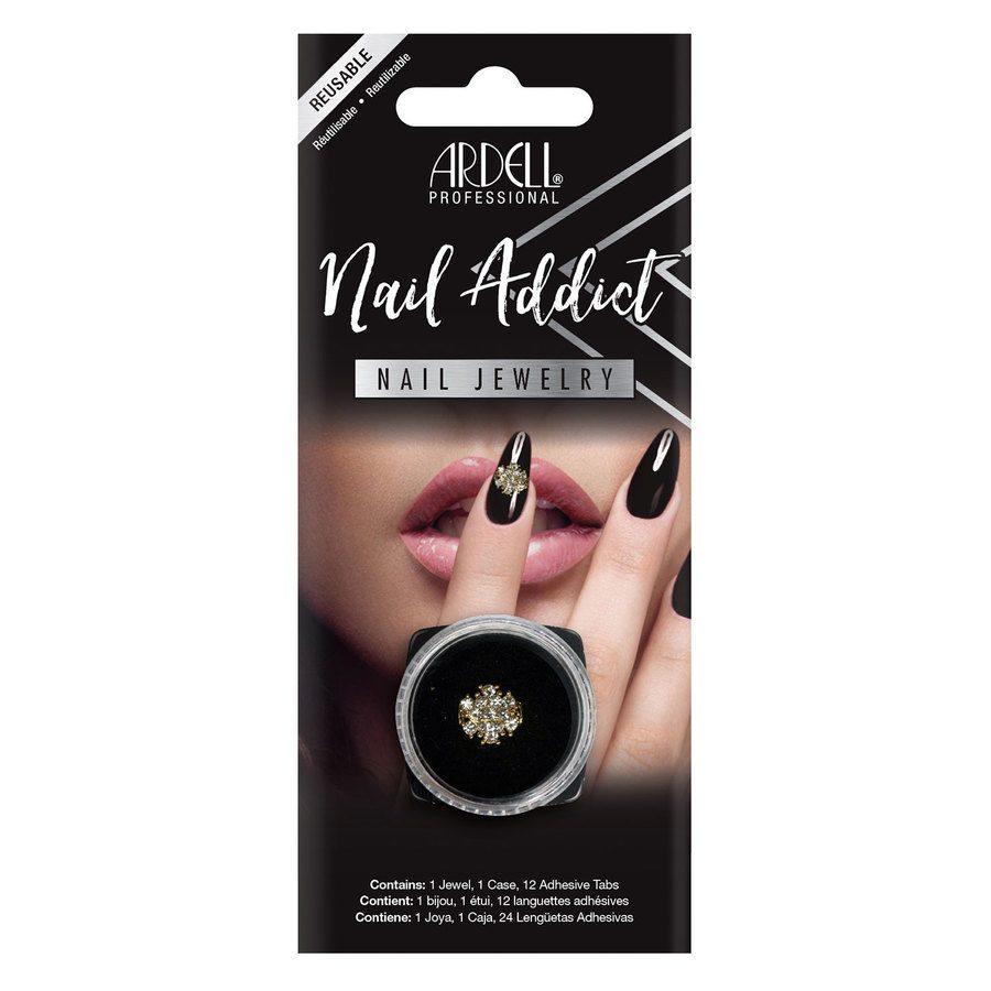 Ardell Nail Addict Nail Jewelry, Diamond Sunburst 1St.