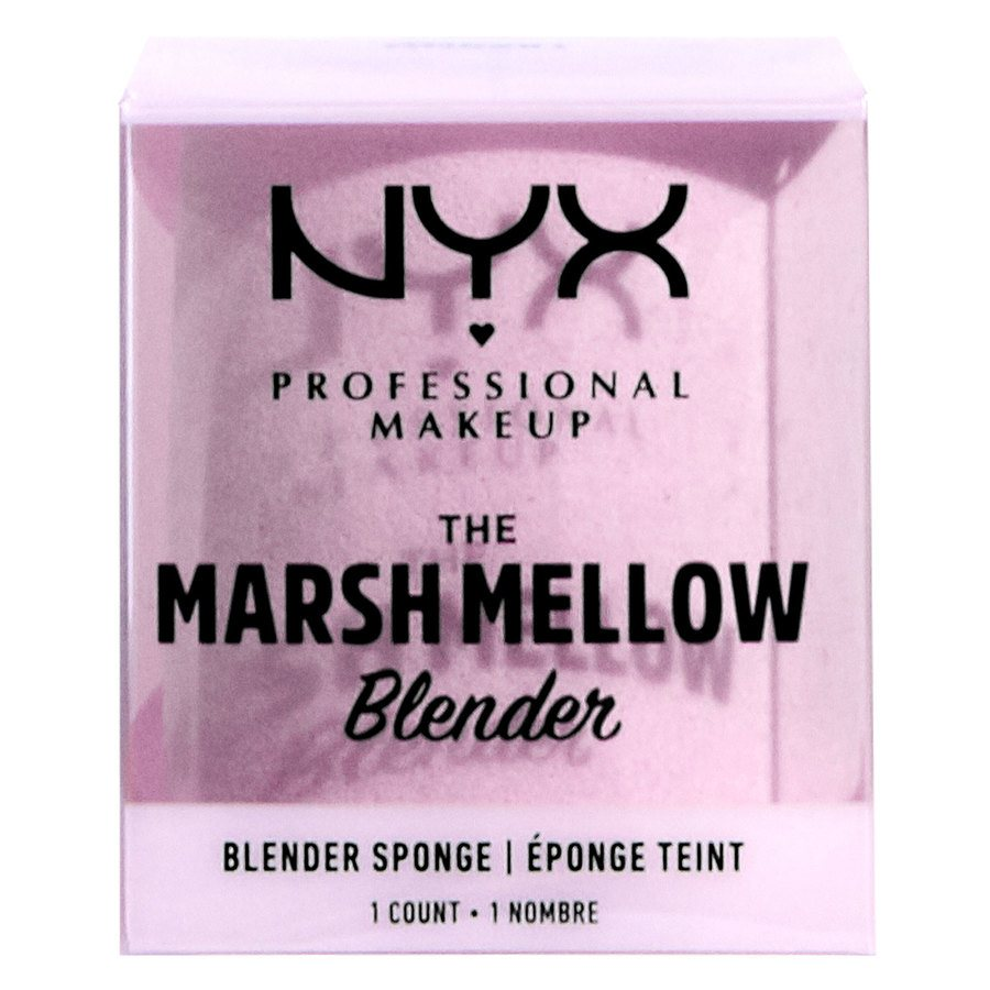 NYX Professional Makeup Marshmellow Soothing Primer Sponge