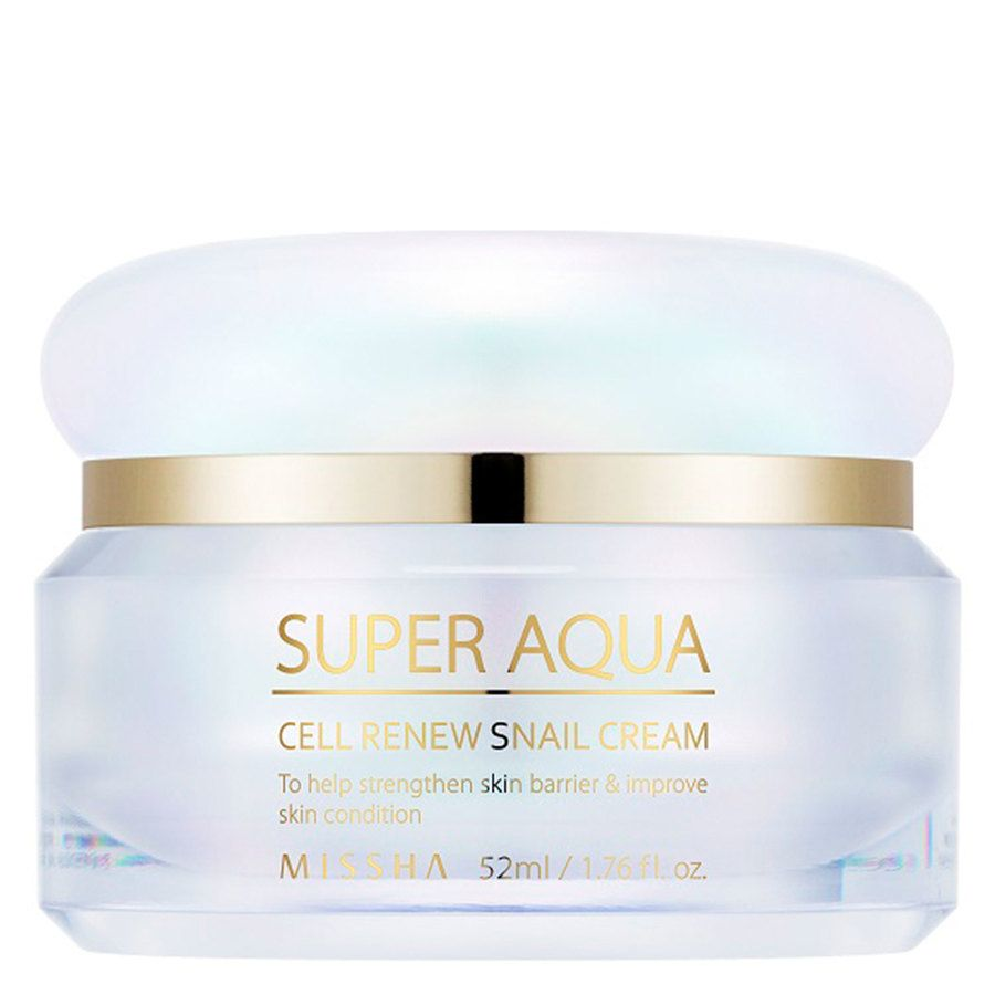 Missha Super Aqua Cell Renew Snail Cream (52 ml)