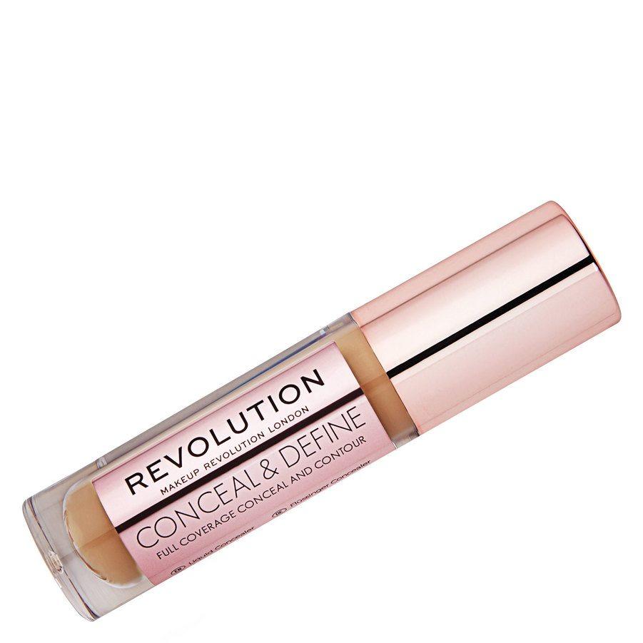 Makeup Revolution Conceal And Define Concealer, C12 4g