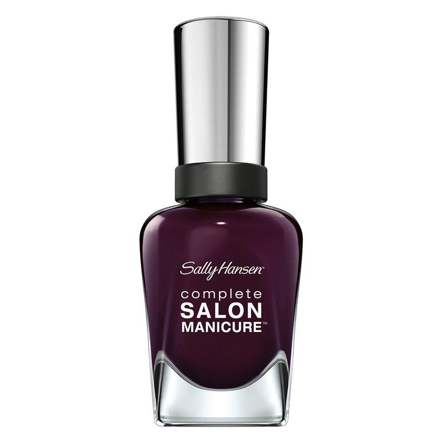 Sally Hansen Complete Salon Manicure 3.0, #660 Pat On The Black (14,7ml)