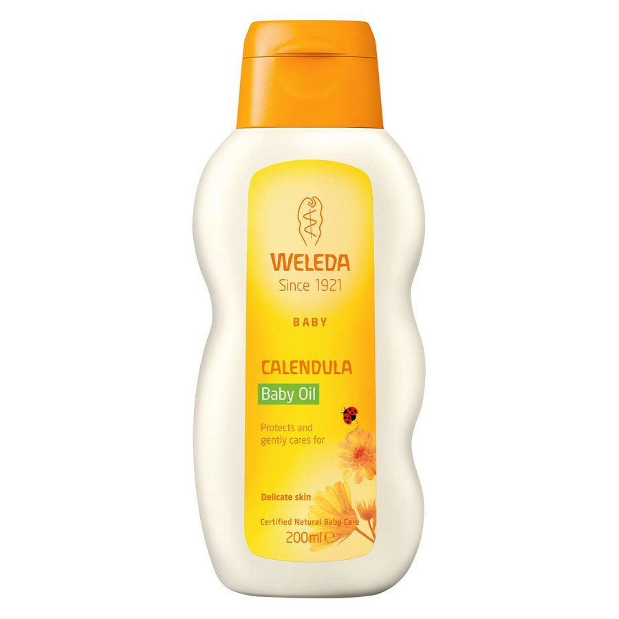Weleda Calendula Baby Oil (200 ml)