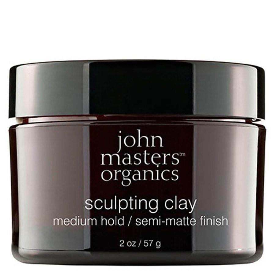 John Masters Organics Sculpting Clay Medium Hold (57 g)