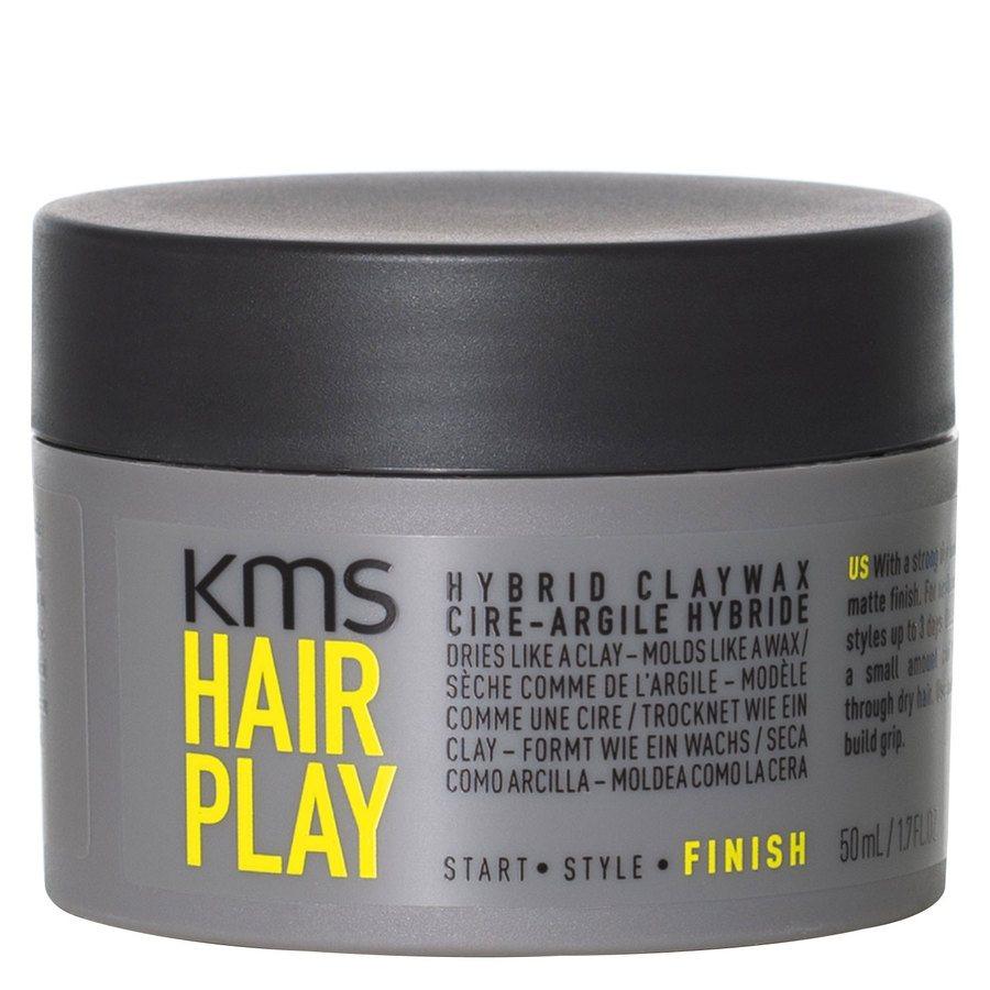 KMS Hairplay Hybrid Claywax (50 ml)