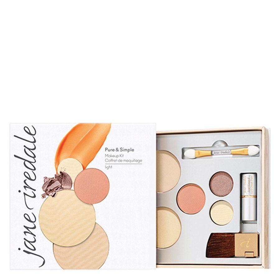 Jane Iredale Pure & Simple Kit, Light