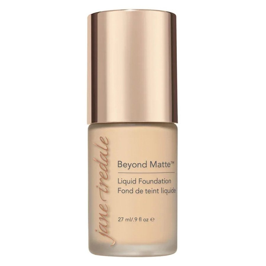 Jane Iredale Beyond Matte Liquid Foundation, M6 (27 ml)