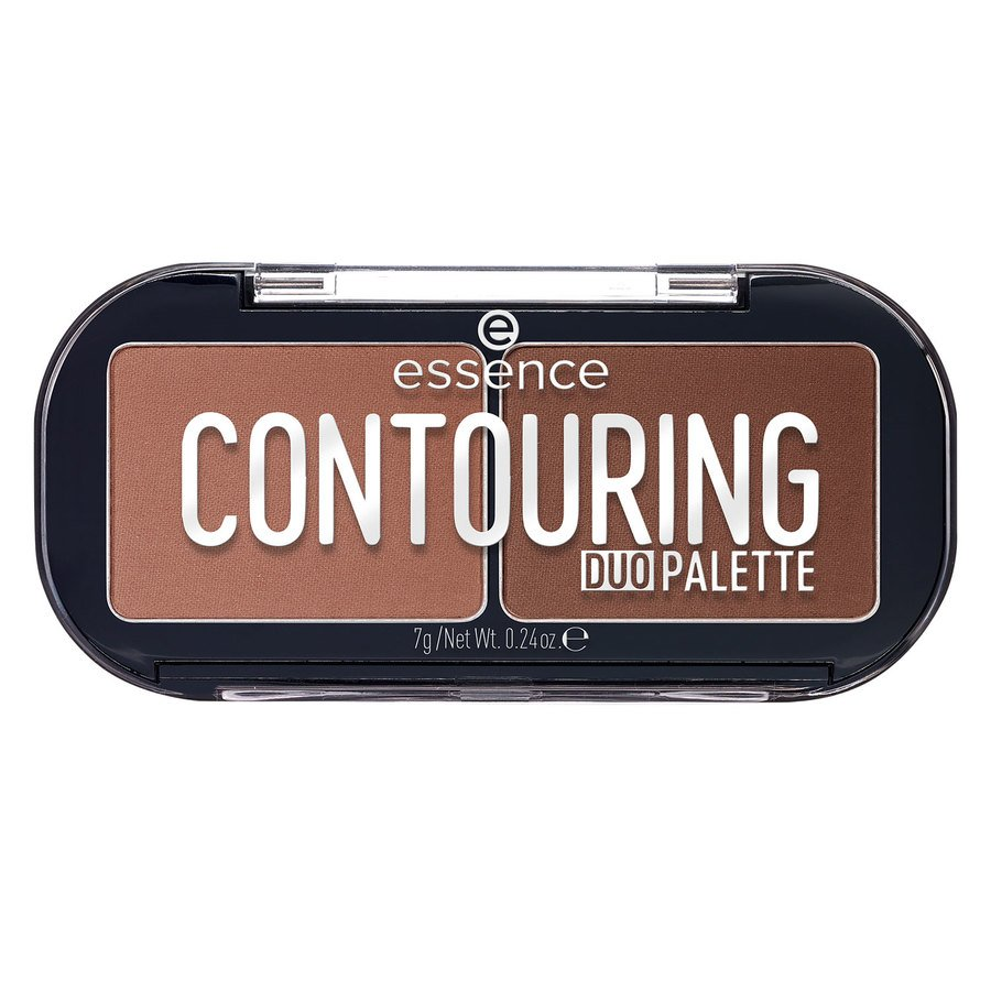 essence Contouring Duo Palette, 20 7g
