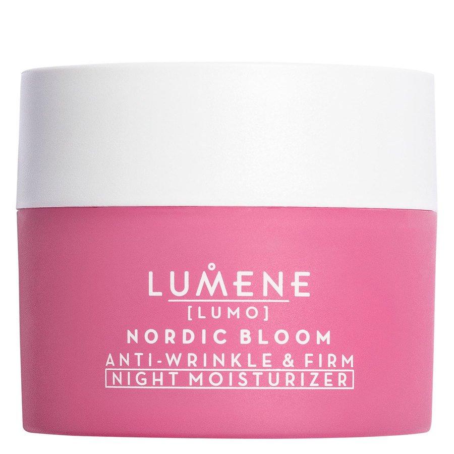 Lumene Lumo Nordic Bloom Anti-Wrinkle & Firm Night Moisturizer 50ml