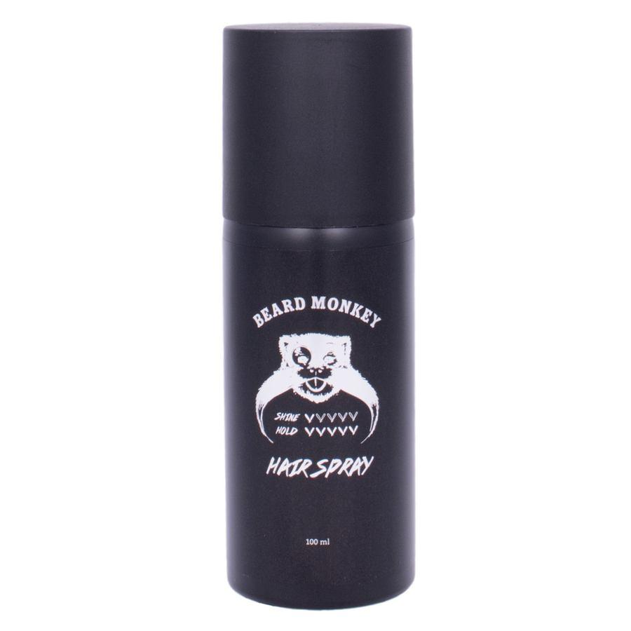 Beard Monkey Hairspray Strong (100 ml)