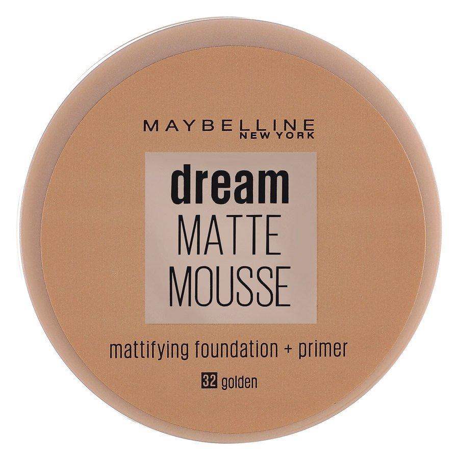 Maybelline Dream Matte Mousse Foundation, Golden