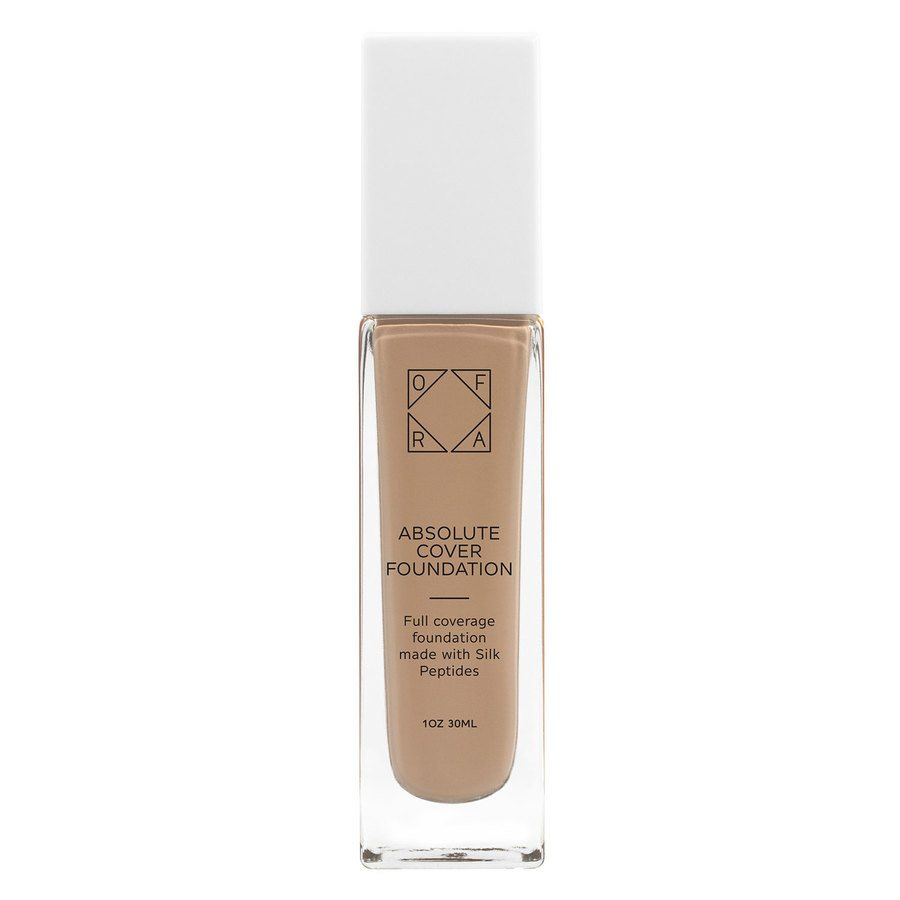 Ofra Absolute Cover Silk Foundation, #4.5 (30 ml)