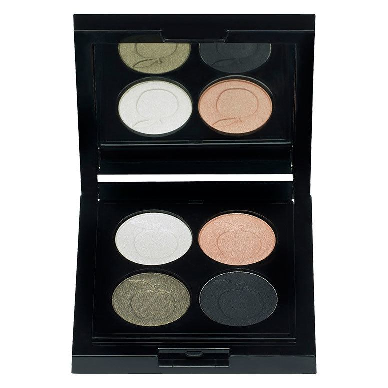 IDUN Minerals Eye Shadow Palette, Vitsippa 4 g